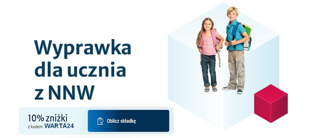 ubezpieczenie nnw szkolne online